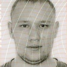 Profil Pengguna Alex