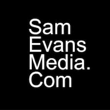 Användarprofil för Sam