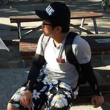 Yu-Chieh (Jay) felhasználói profilja