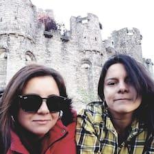 Profil utilisateur de Marianela&Elena