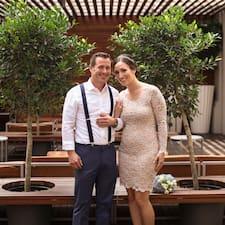 Nutzerprofil von Brooke & Tom