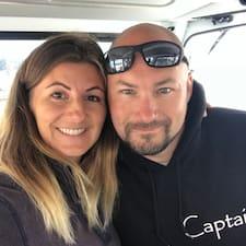 Profil utilisateur de David & Brittney