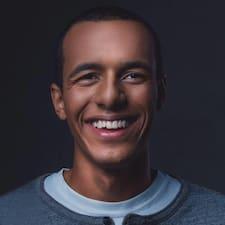 Henkilön João käyttäjäprofiili
