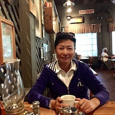 Xiaohong felhasználói profilja