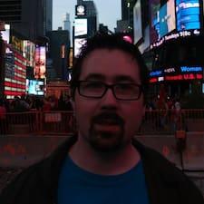 Gebruikersprofiel Conor