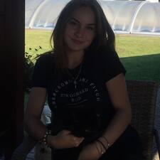 Profil utilisateur de Viktorie