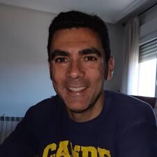 Användarprofil för Juan De Dios