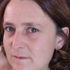Anne-Catherine felhasználói profilja