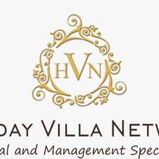 Holiday Villa Network User Profile