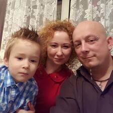 Familie Brugerprofil
