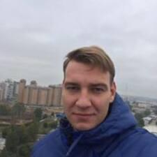 Gebruikersprofiel Роман