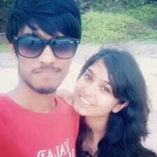 Aniruddha felhasználói profilja