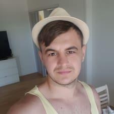 Profil utilisateur de Daniel Marius