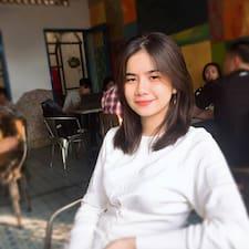 Henkilön Anh Thao käyttäjäprofiili