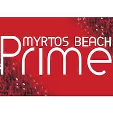 Myrtos Beach PRIME Brukerprofil