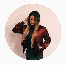 Kylie felhasználói profilja