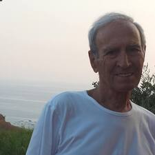 Santino felhasználói profilja