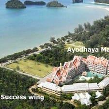 Aonang Ayodhaya User Profile