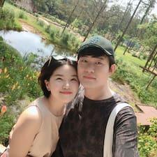 Yoonseon felhasználói profilja