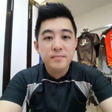 Darrent Tan User Profile