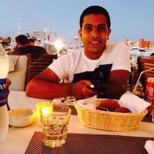 Profil utilisateur de Vinod