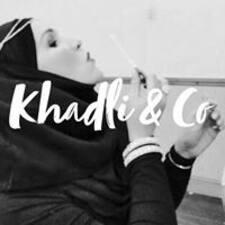 Perfil de usuario de Khadija