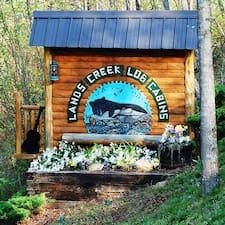Perfil de usuario de Lands Creek Log Cabins