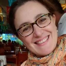 Maria Elvira felhasználói profilja