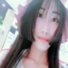 Perfil do usuário de 诗涵