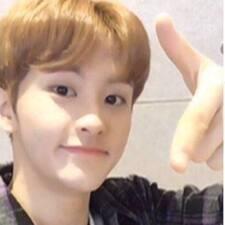 Perfil do usuário de Doyoung