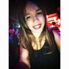 Profil utilisateur de Naty