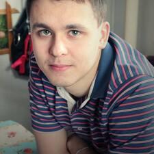 Никита felhasználói profilja