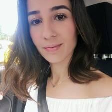 Användarprofil för Mónica