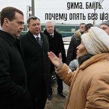 Perfil de usuario de Костя