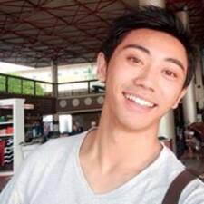 Bayu felhasználói profilja