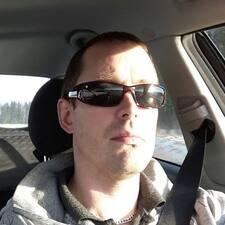 Timo felhasználói profilja