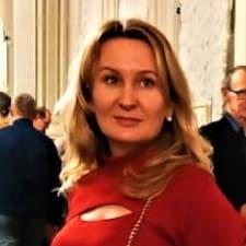 További információk Irina házigazdával kapcsolatban
