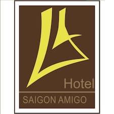 Saigon Amigo - Uživatelský profil