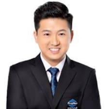 Profil utilisateur de Gerald Leong
