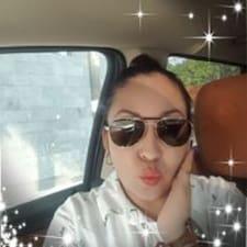 Profil utilisateur de Adriana Gabriela