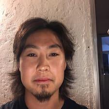 Profil Pengguna 遠藤