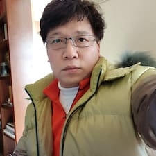 Henkilön Jinho käyttäjäprofiili