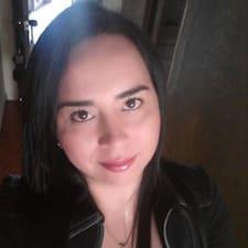 Diana Marcela felhasználói profilja