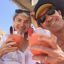 Profil utilisateur de Cathy & Luis