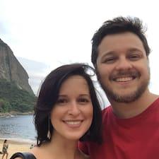 Profil utilisateur de Pedro & Luana