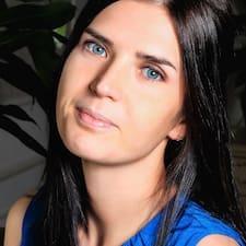 Алиса felhasználói profilja