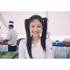 宜璇 User Profile