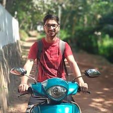 Profil utilisateur de Mukul
