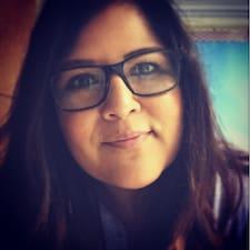 Carina felhasználói profilja