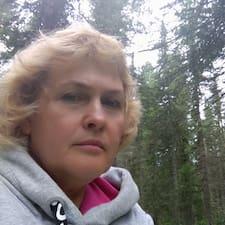 Profil utilisateur de Лукина